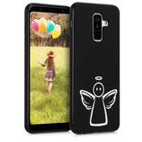 TPU Case Samsung Galaxy A6+ 2018 Schutzengel