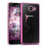 Crystal Case Samsung Galaxy A5 2016 Fee Pink