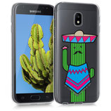 TPU Case Samsung Galaxy J3 2017 Kaktus