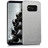 Alu Case Samsung Galaxy S8 Silber