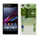 Hard Case Sony Xperia Z1 Euro Geld