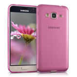 Crystal Case Samsung Galaxy J3 2016 Pink