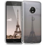 TPU Case Motorola Moto G5 Plus Paris