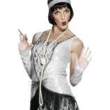 20er Jahre Perlenkette 180cm