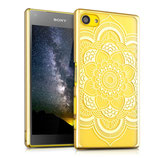 Crystal Case Sony Xperia Z5 Compact Blume