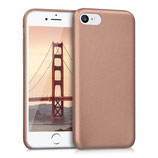 Softcase Hülle Apple iPhone 7/8 Rosegold