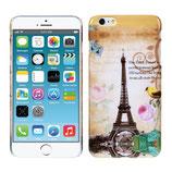 Cover Hülle Apple Iphone 6 Plus Paris