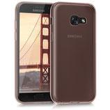 Crystal Case Samsung Galaxy A3 (2017) Rosegold