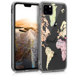 TPU Case Hülle Apple iPhone 11 Travel