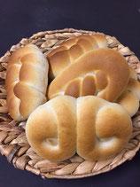 Gevlochten broodje