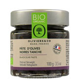 TAPENADE aus schwarzen Oliven 100g [-]