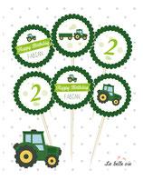 """12 Topper """"Traktor"""""""