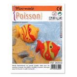 Mini Mold - Fisch