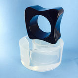 Extra breiter quadratischer Armreif / Armband (MB029)