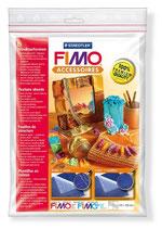 Fimo Strukturform Kroko-Leder