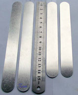Aluminium Armreif Rohling 1 Stück