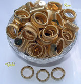 Dehnbare Ring - Gold