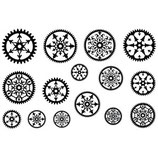 Filigree Gears 2 - Jewel Stamps