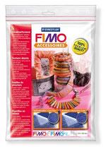 Fimo Strukturform Spitzenbordüre-Bordüren