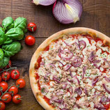 Pizza Tonno Cipolla 360 gr x 2 Pezzi