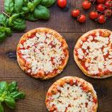 Pizzetta Snack Margherita (gr 120 x 8 pz)