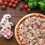 Pizza Prosciutto e Funghi Fiorella Gr 360 x 2 PZ