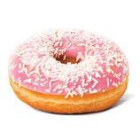 Donut Fragola 4 pz