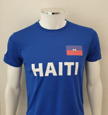 Haiti Shirt - Blauw (verzenden)