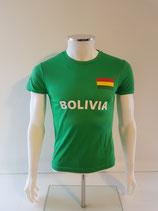Bolivia Shirt (afhalen op toernooidag)