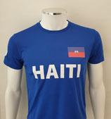 Haiti Shirt - Blauw (ophalen op toernooidag)