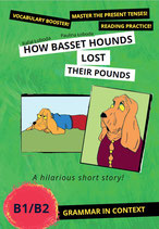 How Basset Hounds Lost Their Pounds!