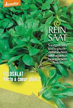 Feldsalat 'Verte à coeur plein 2' (Bio-Saatgut, AT-BIO-301)