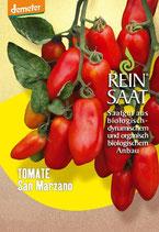 Saucentomate 'San Marzano' (Bio-Saatgut, AT-BIO-301)