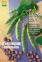 Stangenbohne 'Forellenbohne' (Bio-Saatgut, AT-BIO-301)