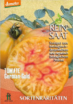 Fleischtomate 'German Gold' (Bio-Saatgut, AT-BIO-301)