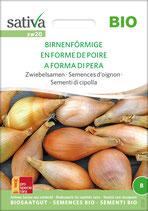 Zwiebel 'Birnenförmige' (Bio-Saatgut, CH-BIO-006)