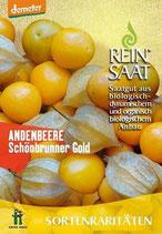 Andenbeere 'Schönbrunner Gold' (Bio-Saatgut, AT-BIO-301)