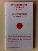 Emissione o variazione del Certificato di Stazza