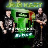 """""""Ab nach Kiel zu Asterx in die Erbse"""" CD von Jens Hart"""