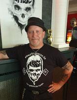 Totenkopf Rock Shirt