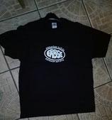 Erbse T- Shirt Logo Weiß/Rand