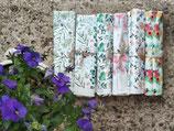 6 coupons de tissus 50cm x 70cm