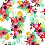 Tissus Fleur-2