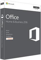 MS Office 2016 Home & Business für Mac (1 Nutzer / Dauerlizenz) E-Mail Versand