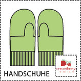 Hanschuh & Glove Schnittmuster und Anleitung
