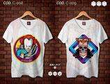 Camiseta It - Tiger - dog