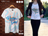 Camisetas Roller Girl