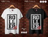Camiseta Roller Life