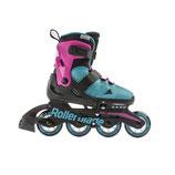 Rollerblade Microblade Girl Pink Cyan
