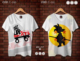 Camisetas Skate - Goku - Mario Bros
